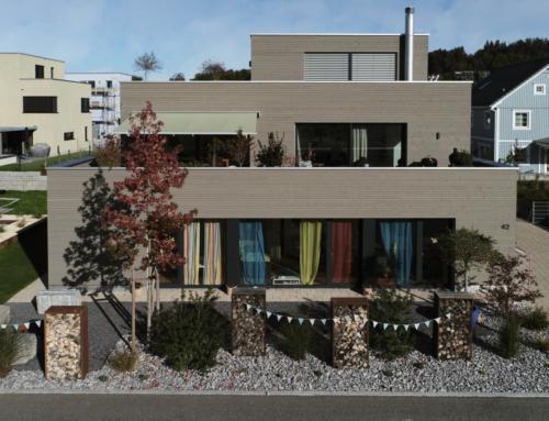 Einfamilienhaus Rapperswil-Jona