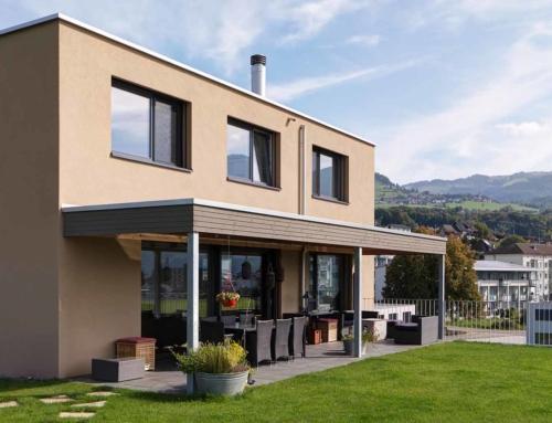 Einfamilienhaus Kaltbrunn