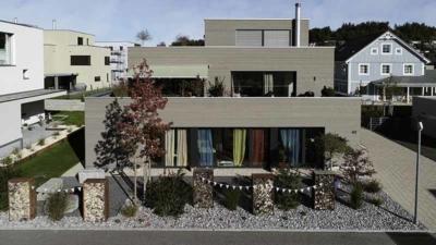 Einfamilienhäuser Haus